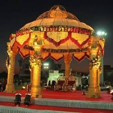 Bengali Mandap Decorations Decoration Services Service Provider From Pune