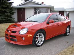 2004 dodge neon information and photos zombiedrive