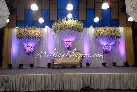 wedding backdrop decorations wedding stage decoration in bangalore 14433