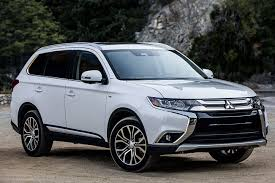 mitsubishi old models mitsubishi outlander suv offers more features in 2018 model