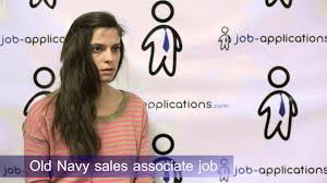 old navy interview sales associate 4 youtube