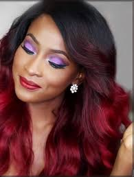 ombre hair color fro african american women 2016 trendy hair color ideas for black women 2017 haircuts