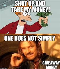 Money Meme - money confusion imgflip