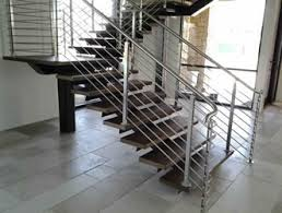 Stainless Steel Handrails For Stairs Stainless Steel Stair Railing U0026 Stainless Steel Staircases