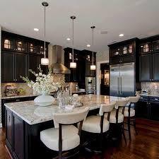 modern black kitchen cabinets 10 beautiful black kitchen cabinets make simple design