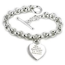 heart bracelet sterling silver images 3 things a heart bracelet could symbolize jpg