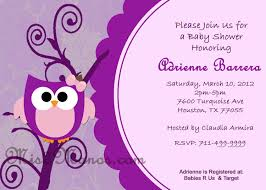 baby shower owl invite and candy wrapper printable purple owl