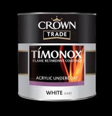 Crown Decorating Centre Jobs Masonry Primer Acrylic Flame Retardant Timonox Acrylic