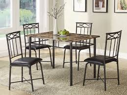 kitchen cabinets awesome metal kitchen chairs black finish