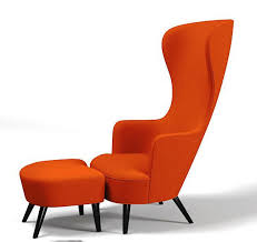 Wingback Accent Chair Get Comfort With Contemporary Wingback Chair U2014 Contemporary