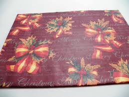 thick christmas wrapping paper vintage christmas wrapping paper vintage gift wrap three