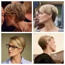 house of cards robin wright hairstyle 8 best hair images on pinterest short bobs short haircuts and