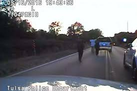 lexus tulsa hours video fatal police shooting of unarmed black man in tulsa