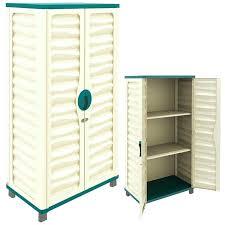 small outdoor plastic storage cabinet plastic garden storage cabinet medium size of garden storage outdoor