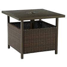 umbrella stand table base garden umbrella base get quotations a umbrella stand side table base
