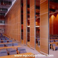 Movable Wall Partitions Hyderabad Sliding Bifold Movable Partition Wall Acoustic Panel