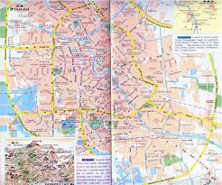 Great Wall Of China On Map by Tianjin Map