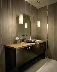 bathroom mirror side lights bathroom vanity light height side vanity light height bathroom