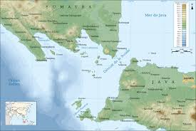 Map Of Jakarta Sunda Strait Wikipedia