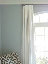 Linen Drapery Panels Curtains Ideas White Linen Curtain Inspiring Pictures Of