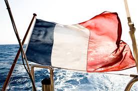 french flag on yacht mediterranean berths u0026 marinas