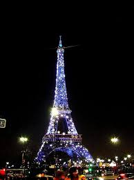 eiffel tower christmas lights eiffel tower christmas tower france and paris france