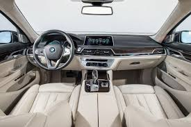 Bmw 7 Series 2016 Interior Bmw 7 Series All Years And Modifications With Reviews Msrp