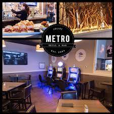 cuisine metro metro grill bar cuisine with mediterranean flair