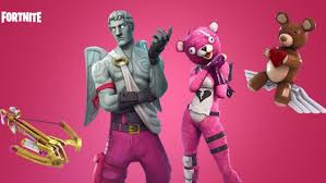 valentines day for fortnite s s day update is finally live pcgamesn