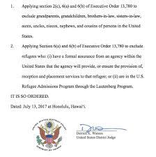 Hawaii travel documents images Chris geidner on twitter quot breaking federal judge in hawaii jpg