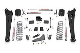 Dodge Ram Diesel 2016 - 5in suspension lift kit for 2014 2017 dodge 4wd 2500 ram diesel