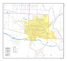 Map Topeka Ks Kdot City Maps Sorted By City Name