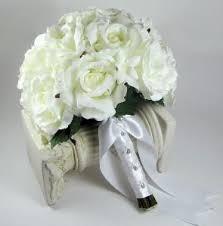 silk wedding bouquets 100 wedding flowers popular silk wedding