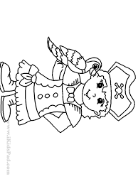 pirate free coloring pages on art coloring pages