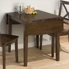 Drop Leaf Table Sets Attractive Rectangular Drop Leaf Dining Table Dans Design Magz