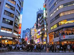 November Tokyo by Tokyo Part 5 Ikebukuro And Harajuku Jenna In Japan