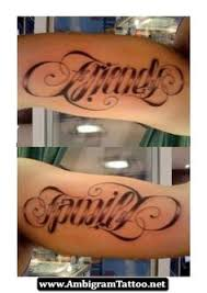 ambigram tattoos loyalty betrayal ambigram tattoo design