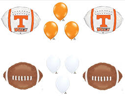 Tennessee Vols Home Decor Amazon Com University Of Tennessee Vols Football Birthday Party