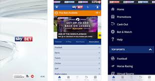 sky bet apk the sky bet android app with a free bet on mobile tablets