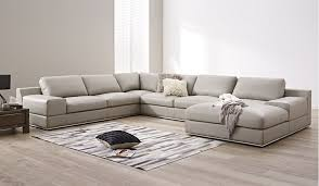 Leather Chaise Lounge Sofa Corner Sofa With Chaise Lounge Interiors Design