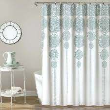 Gray Paisley Shower Curtain by Green Bathroom Curtains Mint Shower Curtain Aqua Blue Bath Olive