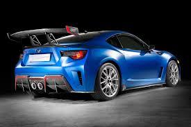 sport subaru brz subaru brz by sti 300bhp coupe muscles into new york by car magazine