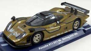 911 gt1 98 racing evo 2rs test car warsteiner ref a73 fly