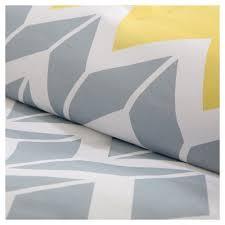 Grey And Yellow Duvet Yellow Duvet Covers Target