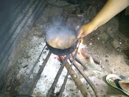 cuisine au feu de bois photos cuisine lontan feu de bois la réunion dofoto974