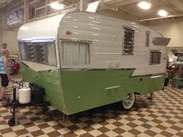 vintage travel trailers and cars at the murphy auto museum odemoto