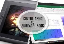 theme line jalan tikus surface book vs wacom cintiq a viable replacement yampuff s stuff