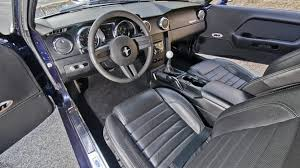 1969 Ford Mustang Interior 1969 Ford Mustang Resto Mod F269 Indy 2014