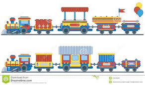 Kids Designs by Train For Kids Design Stock Photos Image 24029283