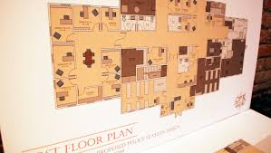 Police Station Floor Plan Students Present Designs For New Police Station Washington Daily